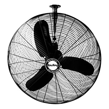 Amazon air king 9374 24 inch industrial grade oscillating air king 9374 24 inch industrial grade oscillating ceiling mount fan 13 aloadofball Gallery
