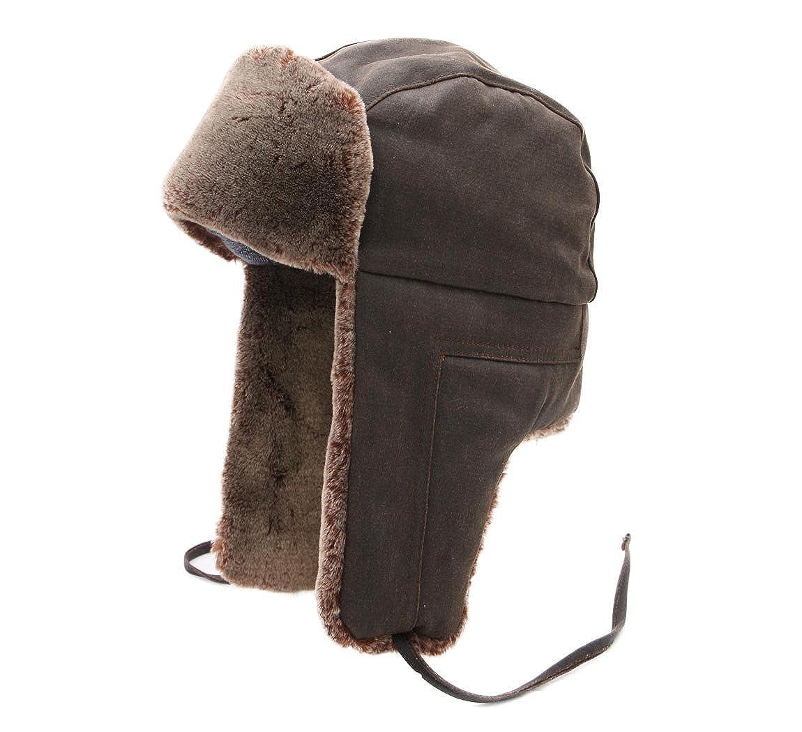 450ac8018 Stetson - Trapper Hat Men Palo: Amazon.co.uk: Clothing