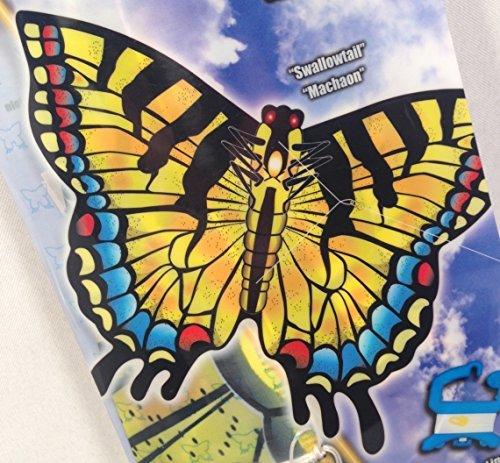 """X-Kites Swallowtail Butterfly Nylon Kite 27"""" Wide"""