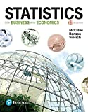 img - for MyStatLab for Business Stats with Pearson eText -- Standalone Access Card -- for Statistics for Business and Economics [5/19/2017] James T. McClave book / textbook / text book