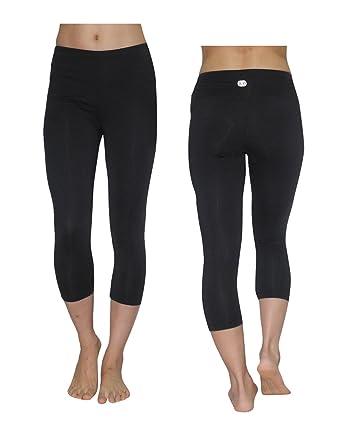 514633ff3b94b Balance Collection (By Marika) Womens Leggings / Yoga Capri Pants XL Black