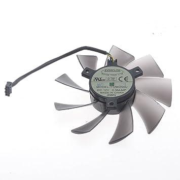 Ventilador Tarjeta Gráfica VENTILADOR turbina: Amazon.es ...