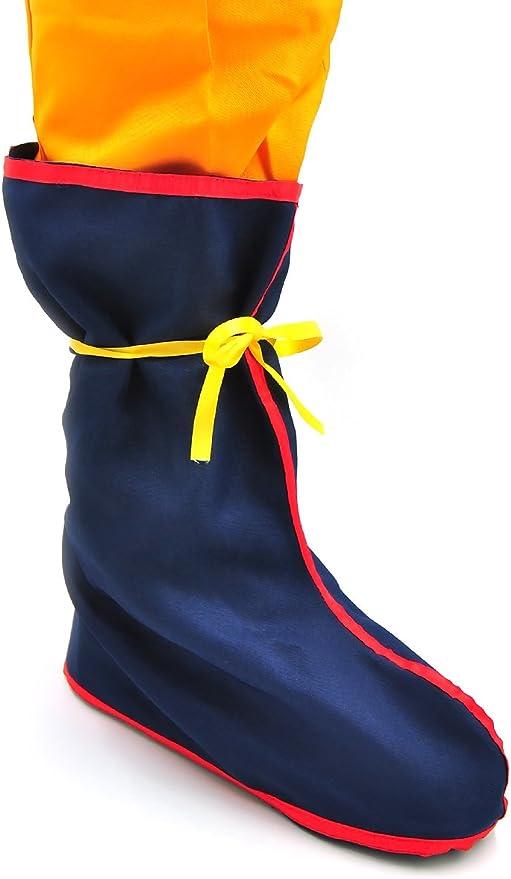 botas para el disfraz degoku