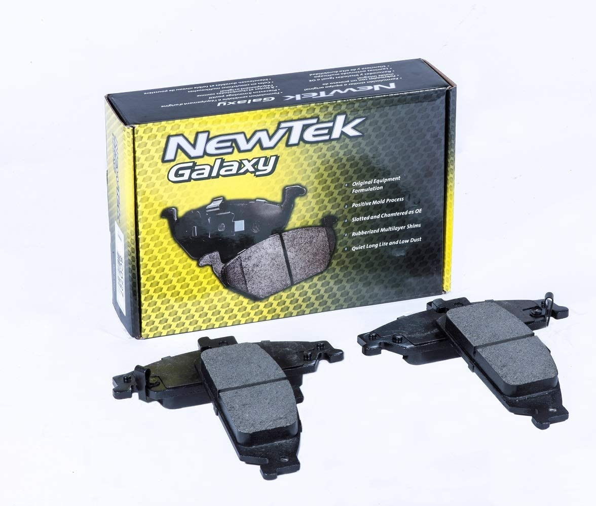NT-ROT-34 Front Disc Brake Pad and Rotor Kit
