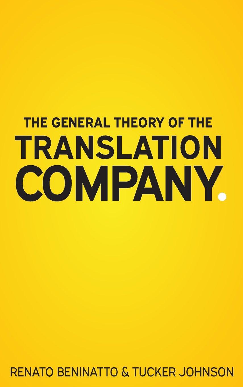 The General Theory of the Translation Company by Nimdzi