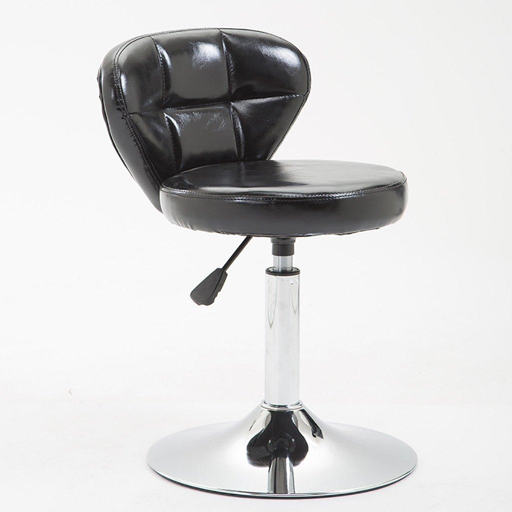 XIAOLVSHANGHANG HHCS Barhocker Bar Barhocker Aufzug Kosmetikerin Friseur Make - up Stühle Großer Stuhl Labor Drehstuhl Hocker & Stühle (Farbe : A, größe : #1) größe : #1)