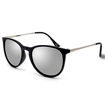 Classico Protezione Polarizzati sole Occhiali da UV400 Retrò BLEVET Wv8Xqwq