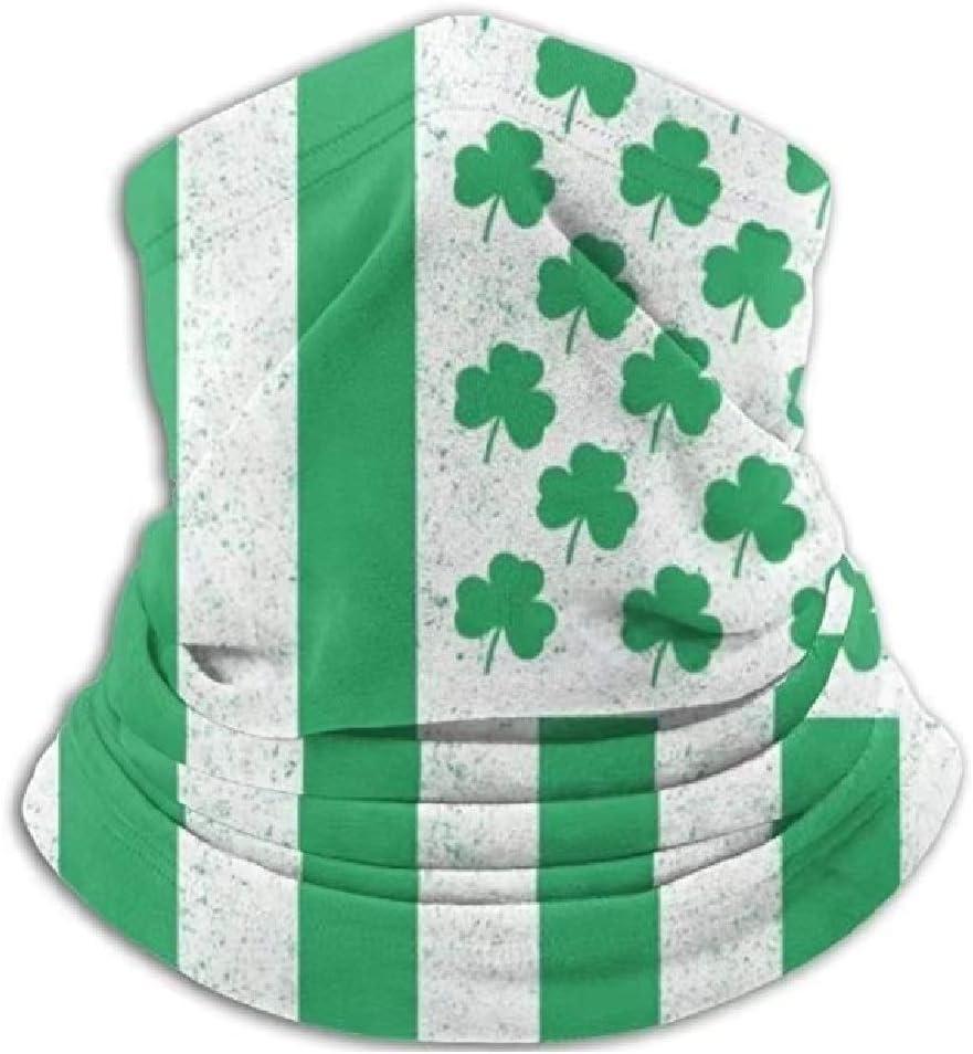 133 Pcs St Patricks Day Decorations Accessory Saint Patricks Party neck mask with St Patricks Shamrock Headband Hat Beads,Necklace Clover Glasses Temporary Tattoos and Rubber Bracelets