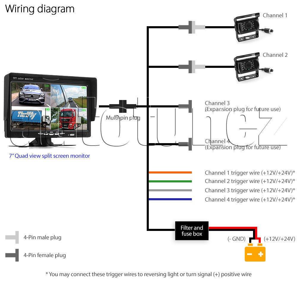 sony ccd wiring diagram wiring libraryamazon com 7\
