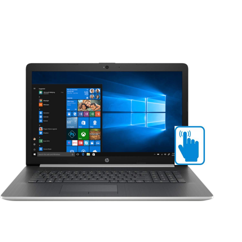 有名なブランド HP SSD 17Zハイパフォーマンス17.3 HD HP +タッチスクリーンノートPC(AMD Ryzen 3 Pro 2200U、16GBRAM、256GB SSD、17.3