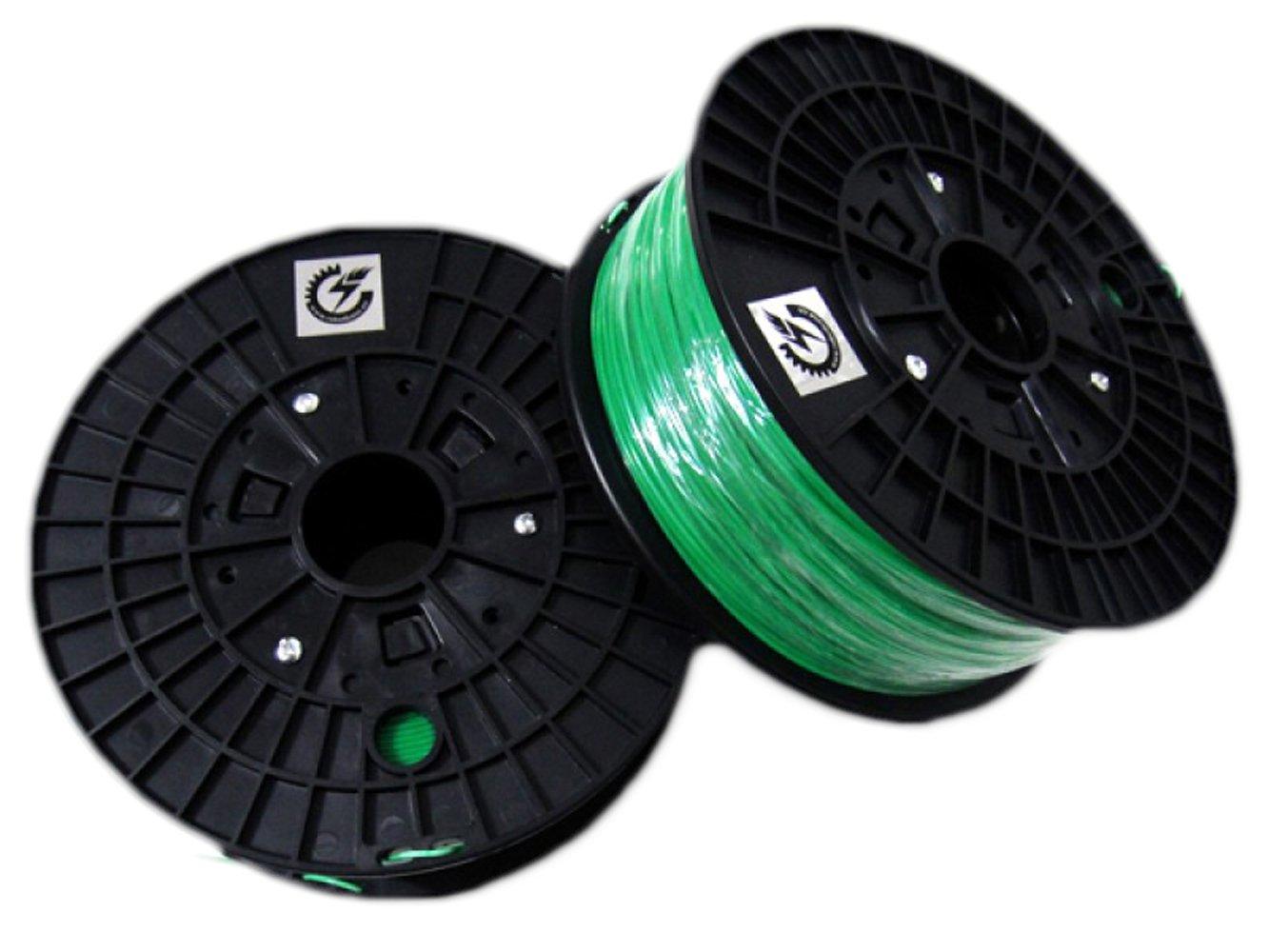 Impresora 3D Cloud Pla Filament para Impresora 3D Verde: Amazon.es ...