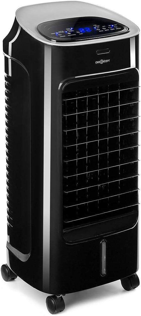 Oneconcept Coolster Black Line • 4 en 1 • Enfriador de Aire ...