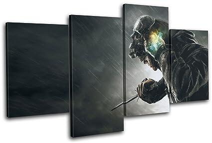 Amazon Com Bold Bloc Design Dishonored 2 Xbox One Ps4 Corvo