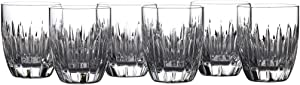 Waterford Crystal 11 oz. Set of 6 Mara Tumbler Glasses #40033787