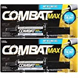 Combat 023400044542 Max, Ant Killing Gel, 27 Grams (2 Pack).