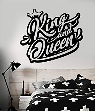 Amazoncom Quote Mirror Decal Quotes Vinyl Wall Decals Logo King