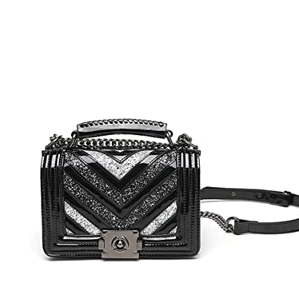 235b14acb492 Amazon.com: GMYANDJB Shoulder Bags Women's Bags PU Shoulder Bag ...