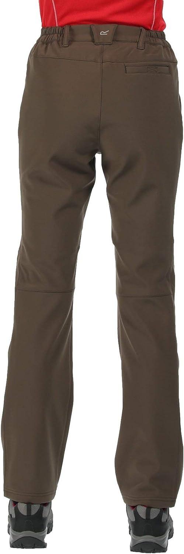Regatta Fenton Pantal/ón Tejido Softshell Impermeable Trousers Hombre