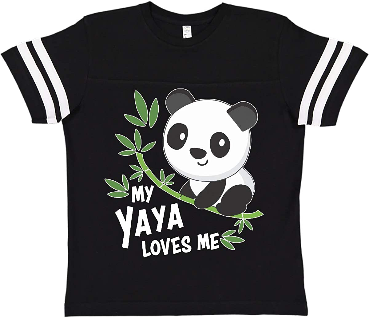 inktastic I Have My Yaya Under My Spell with Cute Witch Hat Baby T-Shirt