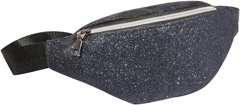 Fashion Fanny Pack Blue Sparkle