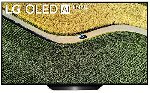 LG 139 cms (55 inches) 4K Ultra HD Smart OLED TV OLED55B9PTA   with Built-in Alexa (PCM Black) (2019 Model)