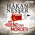 Am Abend des Mordes Audiobook by Håkan Nesser Narrated by Dietmar Bär