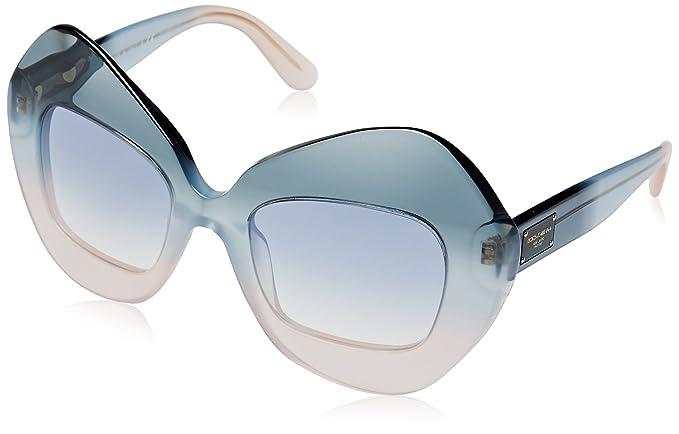 Dolce & Gabbana 0Dg4290 Gafas de sol, Blue Gradient/Azure ...