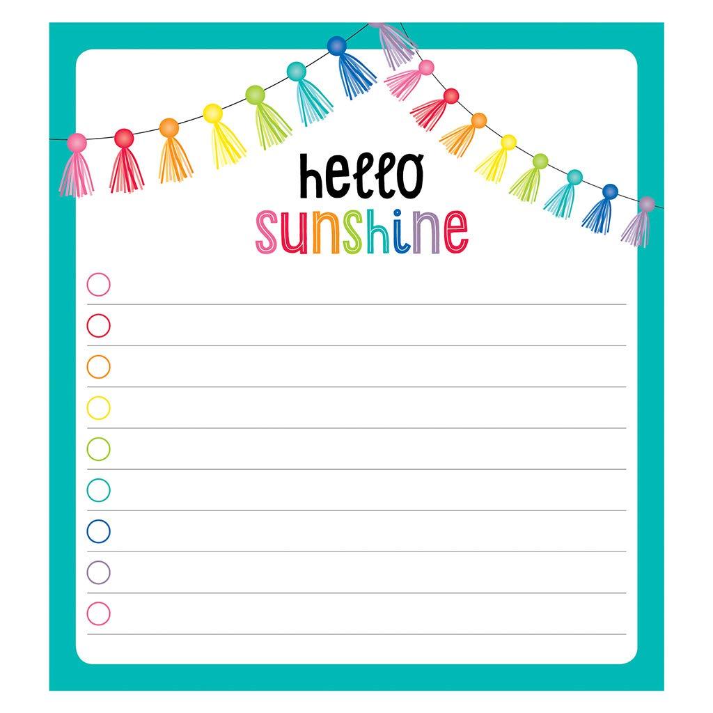 Hello Sunshine Notepad Melanie Ralbusky product image