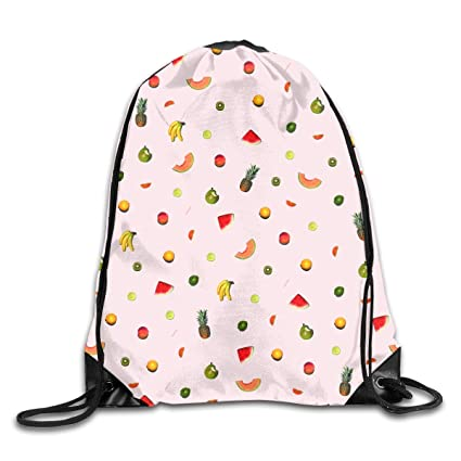 graphic relating to Printable Backpacks known as : heneaop Drawstring Backpack Fitness center Bag Push