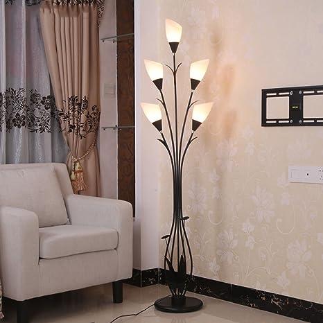 Floor lights Modern Living Room Corner Bedroom Floor Lamp ...