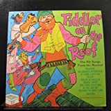 Sabra Singers And Orchestra - Fiddler On The Roof - Lp Vinyl Record
