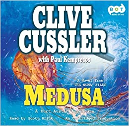 Medusa by Clive Cussler and Paul Kemprecos (Author (2000-05-04)
