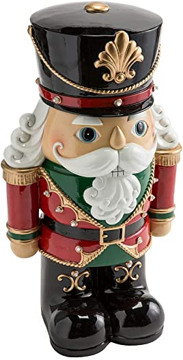 Plow and Hearth Indoor/Outdoor Lighted Shorty Holiday Statue