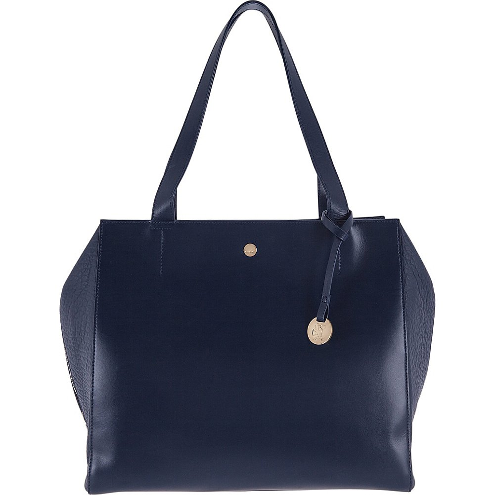 Lodis In The Mix RFID Doris Work Satchel (Navy)