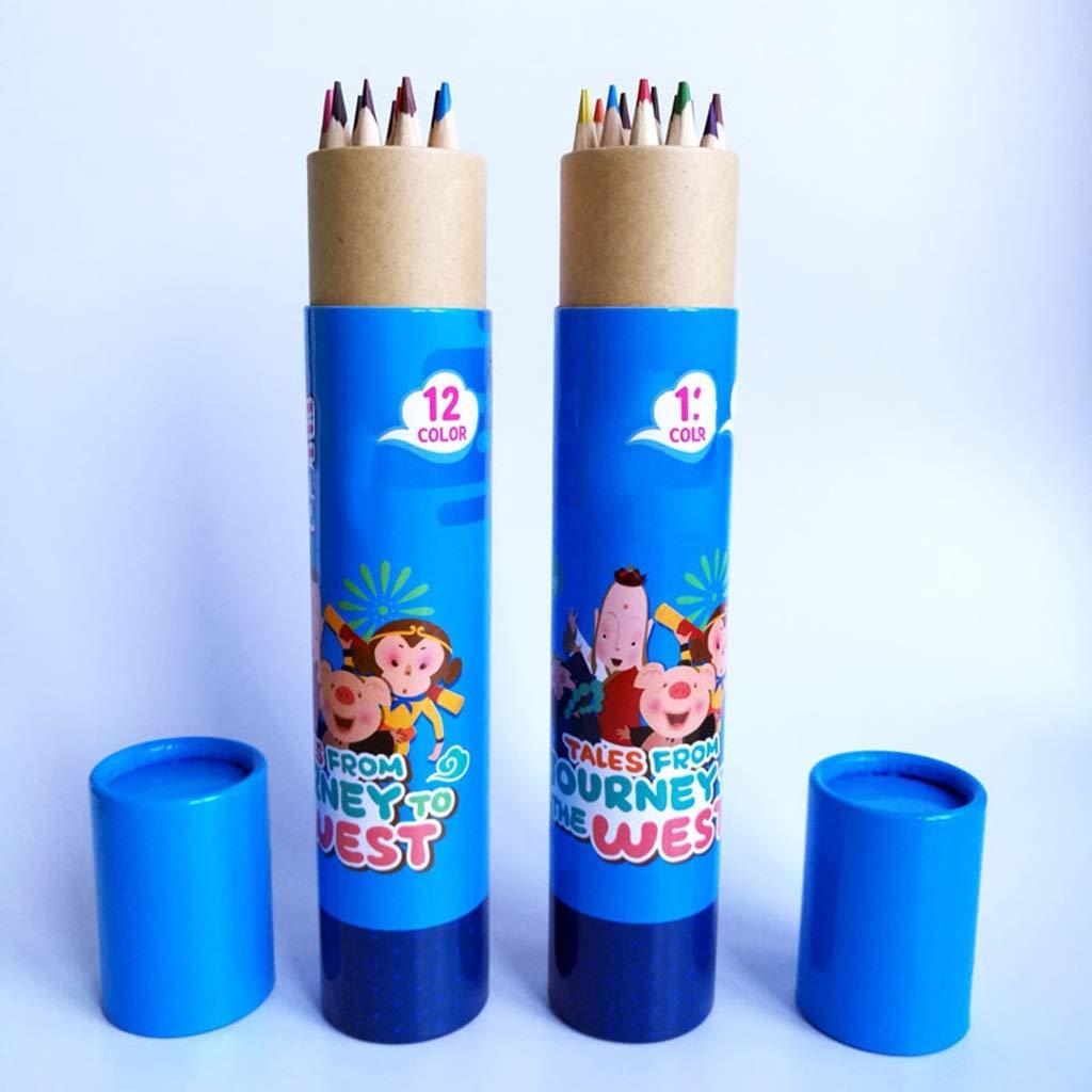 鉛筆 鉛筆 鉛筆セット 文房具セット 文房具セット 鉛筆セット 色鉛筆 色鉛筆 Z-56   B07SJ4BS3V