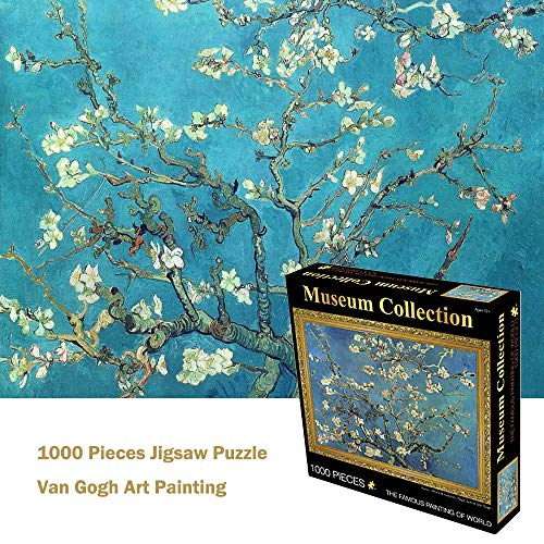 1000 Pieces Jigsaw Puzzles for Adults and Kids- Oil for sale  Delivered anywhere in USA