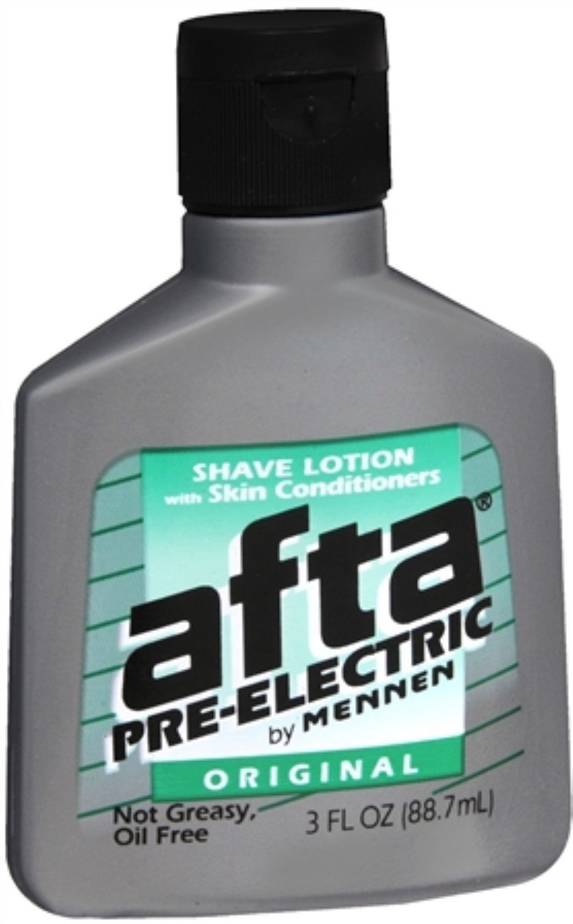 Mennen Afta Pre-Electric Original After Shave Skin Conditioner - 3 Ounce by Mennen 022200002769