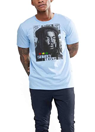 Reggae T-shirt Jah Rastafari Haile Selassie Jamaican Old