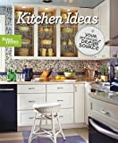 Kitchen Ideas, Better Homes and Gardens Books Staff, 0470508949