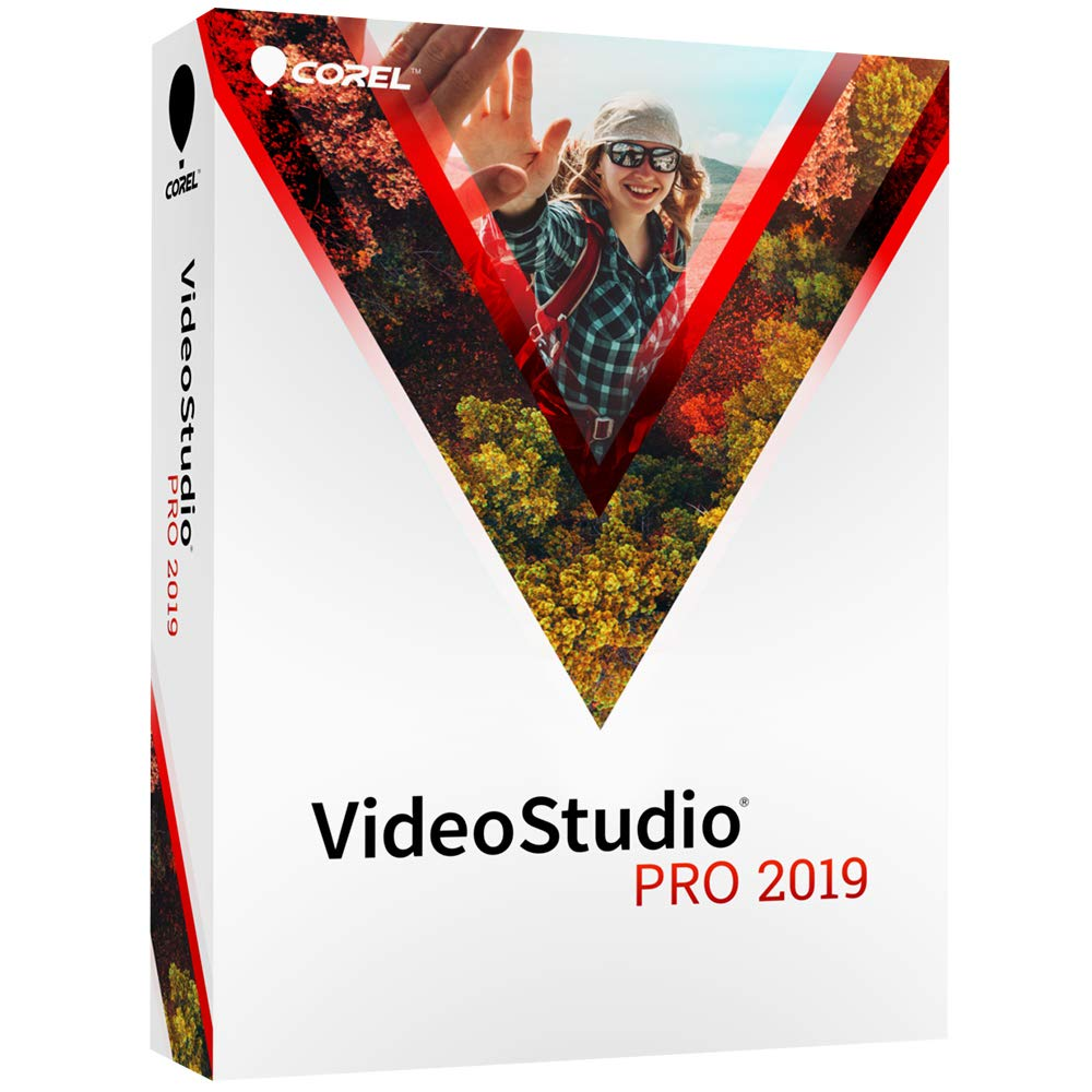 VideoStudio Pro 2019 - Video Editing [PC Disc] by Corel