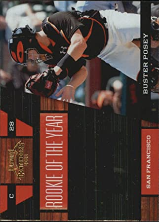 2011 Playoff Contenders Award Winners #20 Buster Posey - NM-MT at Amazons Sports Collectibles Store