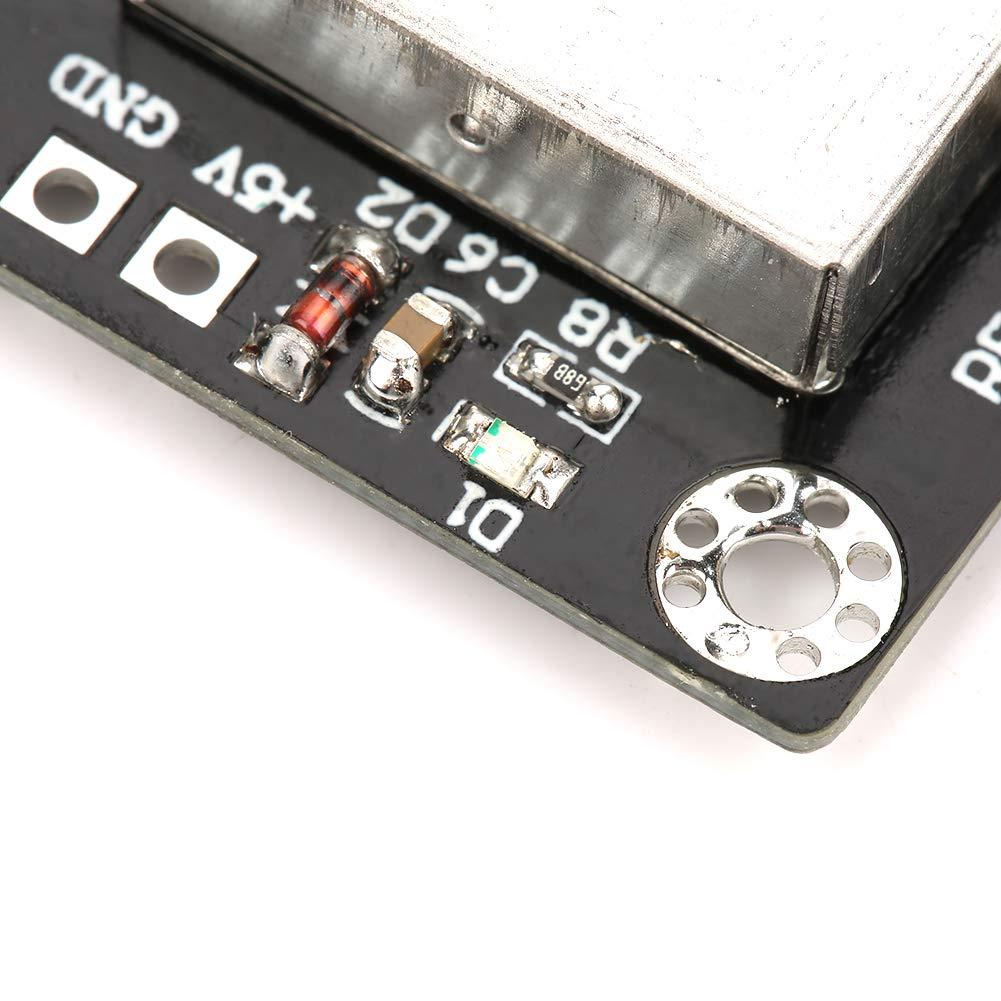 Logarithmic Power Meter AD8317 1M-10GHz 60dB RF Power Meter Logarithmic Detector Controller for Amplifier