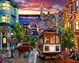 Best Franciscos - San Francisco Trolley Jigsaw Puzzle 1000 Piece Review