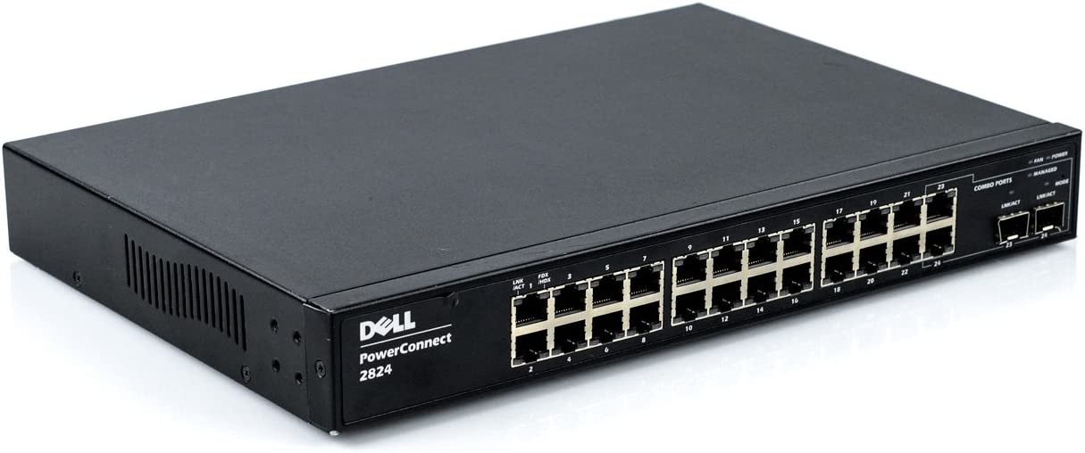 Dell PowerConnect 2824 Switch