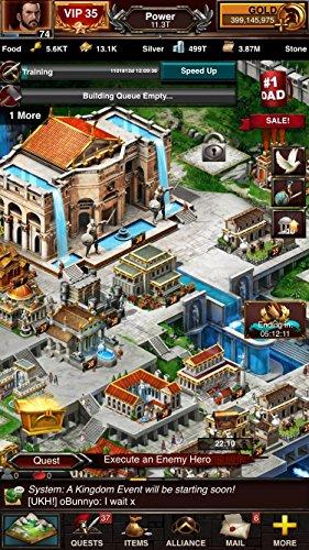 Game of War trap account (Mz Game Of War)