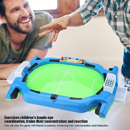 FTVOGUE Niños Niños Fútbol Interesante Juegos de Mesa de fútbol ...