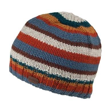bf649ab9c0a1d5 Kusan Hats Hi Rib Pull On Beanie Hat - Multi-Coloured 1-Size: Amazon.co.uk:  Clothing