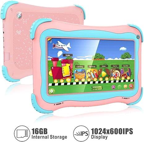 Amazon.com: Tableta para niños con Android y Android para ...