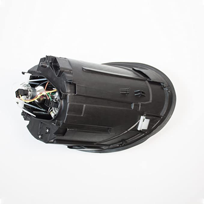 Driver side WITH install kit -Black 2007 Volvo VNM DAYCAB Side Roof mount spotlight 6 inch 100W Halogen