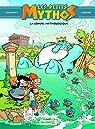 Les petits Mythos : La compil mythologique par Cazenove